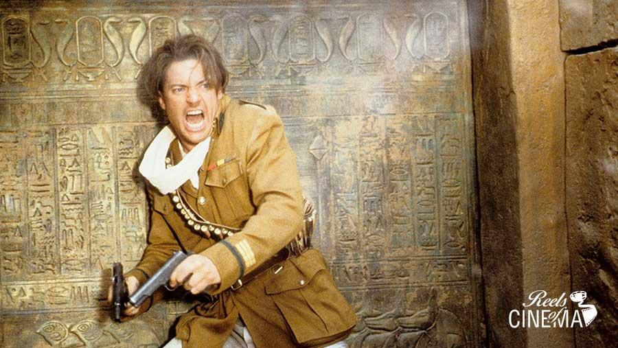 Brendan Fraser es Rick O'Connell