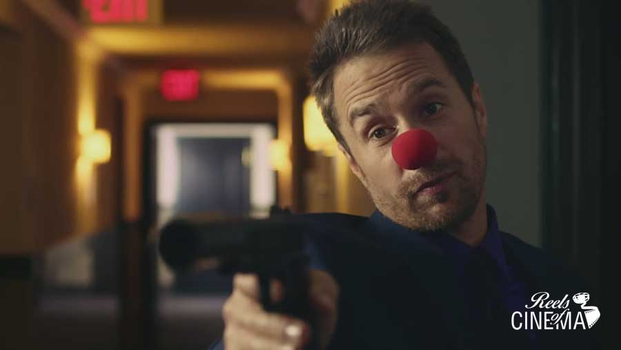 Sam Rockwell en Mr Right