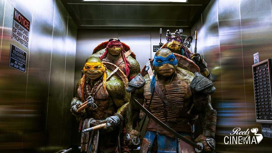 Imagen de Ninja Turtles