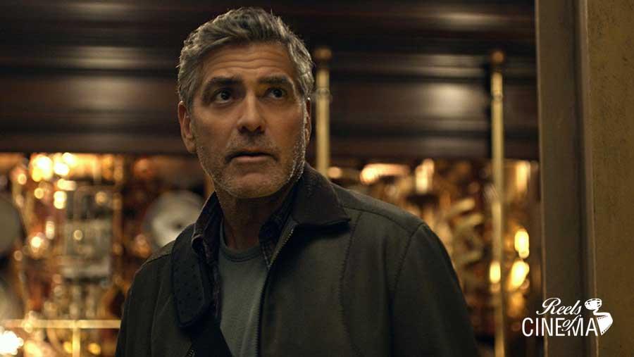 George Clooney es Frank Walker