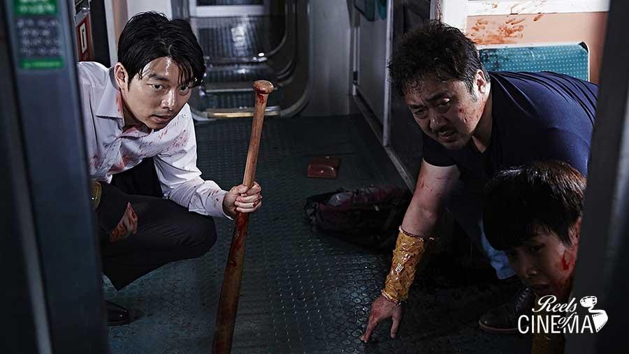 Yoo Gong y Dong-seok Ma