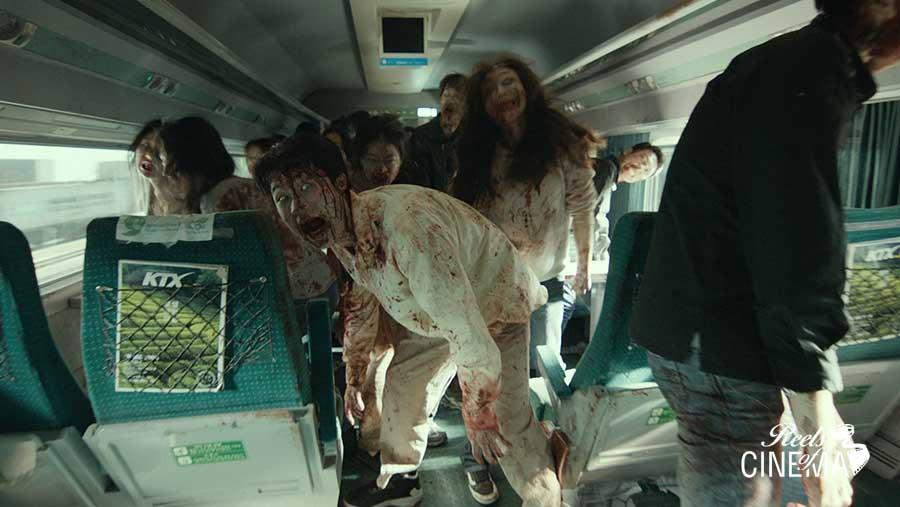 Imagen de Tren a Busan