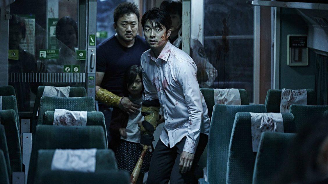 Tren a Busan imagen destacada