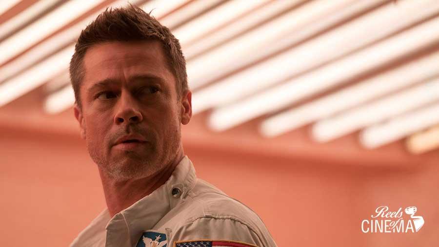 Brad Pitt es Roy McBride