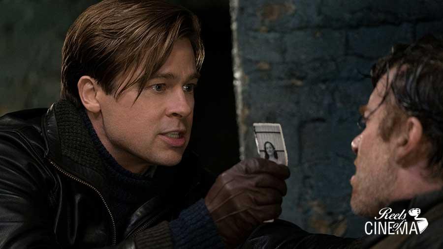 Brad Pitt es Max