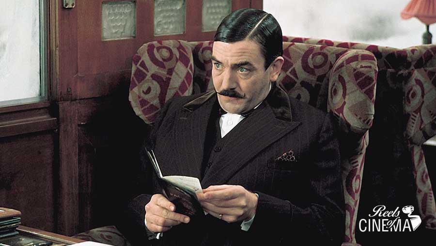 Albert Finney es Hercule Poirot