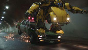 Bumblebee imagen destacada