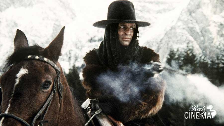 Klaus Kinski en El gran silencio