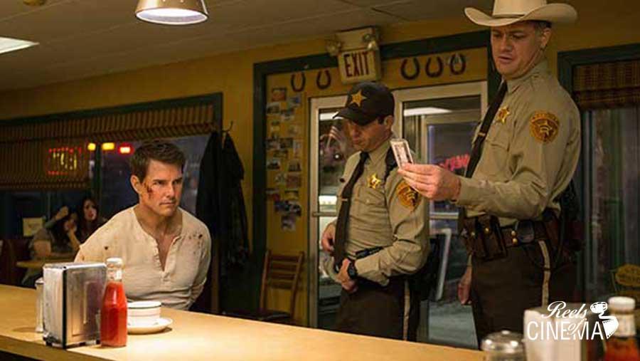 Tom Cruise es Jack Reacher