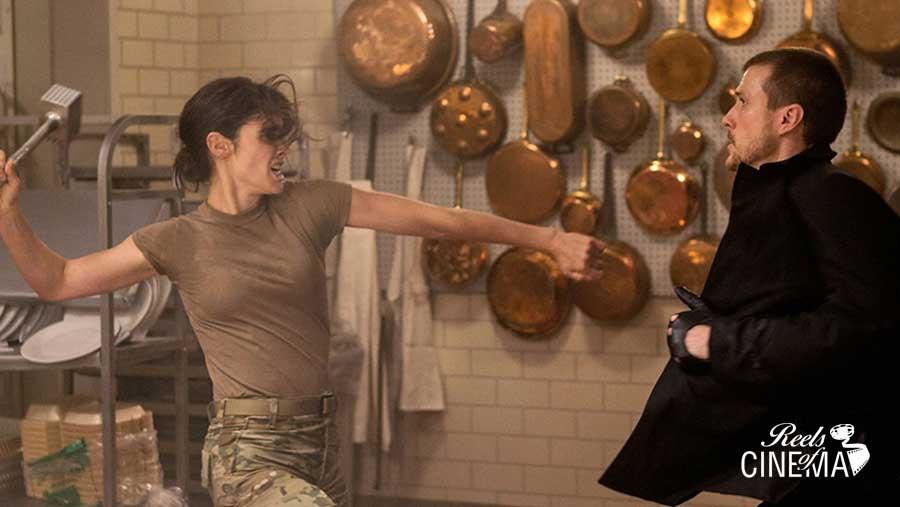 Cobie Smulders en Jack Reacher: Nunca vuelvas atrás