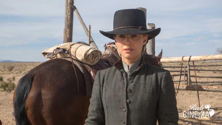 Natalie Portman en La venganza de Jane