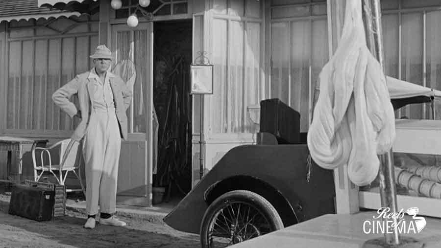 Jacques Tati es Monsieur Hulot