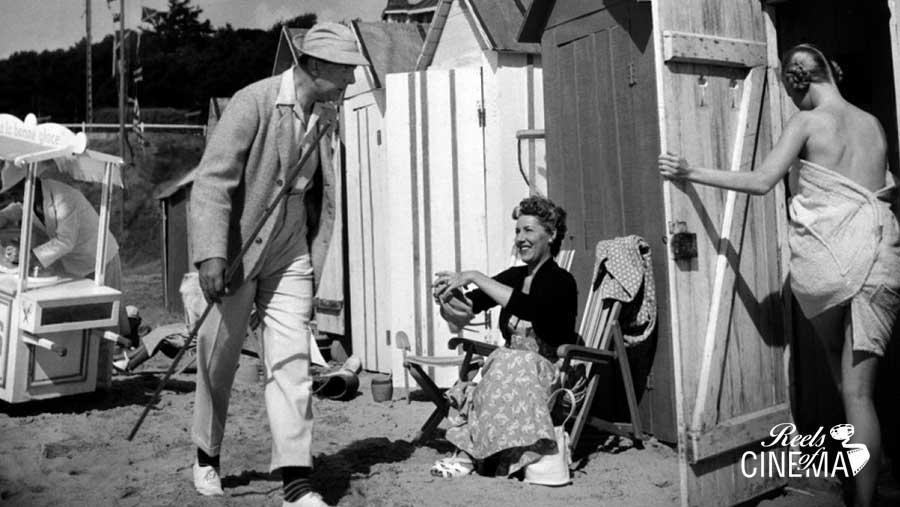 Las vacaciones de Monsieur Hulot, de Jacques Tati