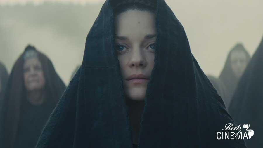 Marion Cotillard en Macbeth
