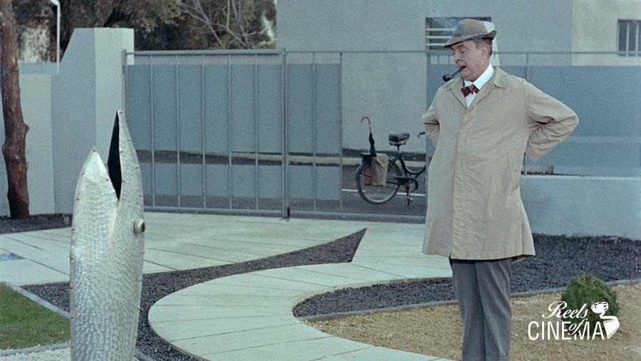 Jacques Tati es Hulot