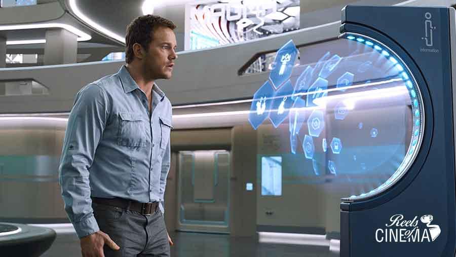 Chris Pratt es Jim