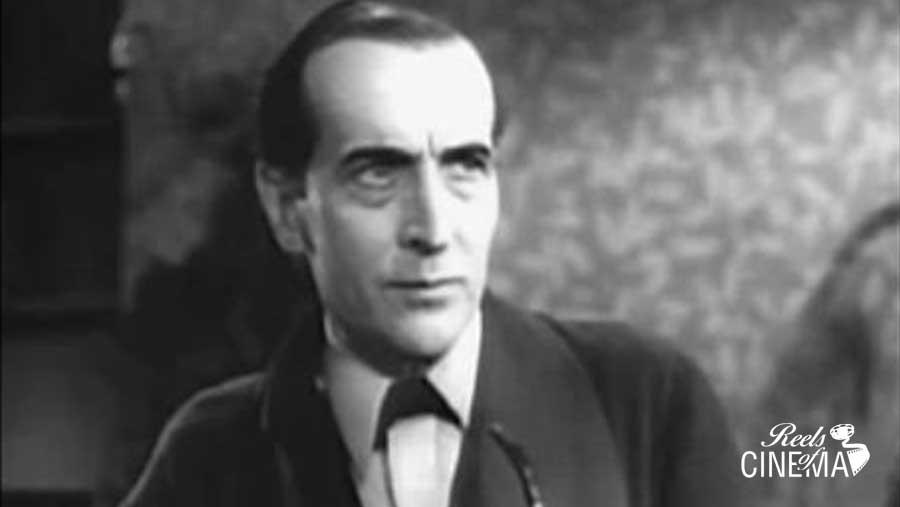 Arthur Wontner es Sherlock Holmes