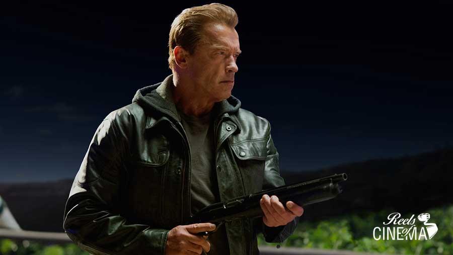 Arnold Schawzennegger en Terminator: Génesis