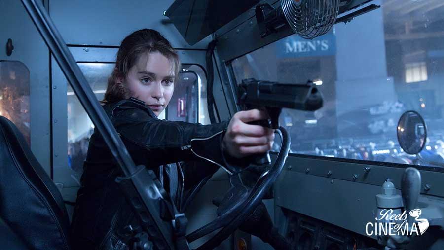 Emilia Clarke es Sarah Connor