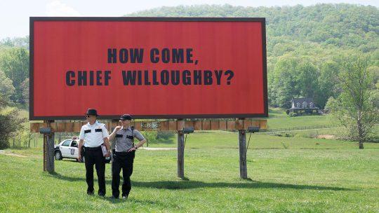 Tres anuncios en las afueras imagen destacada
