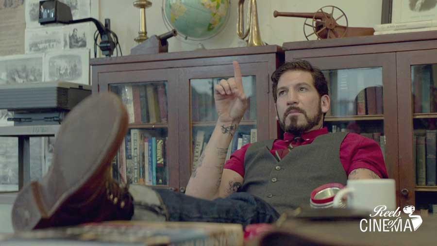 Jon Bernthal en Yo, él y Raquel
