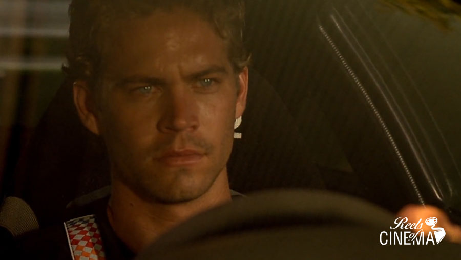 Paul Walker en The Fast and the Furious: A todo gas