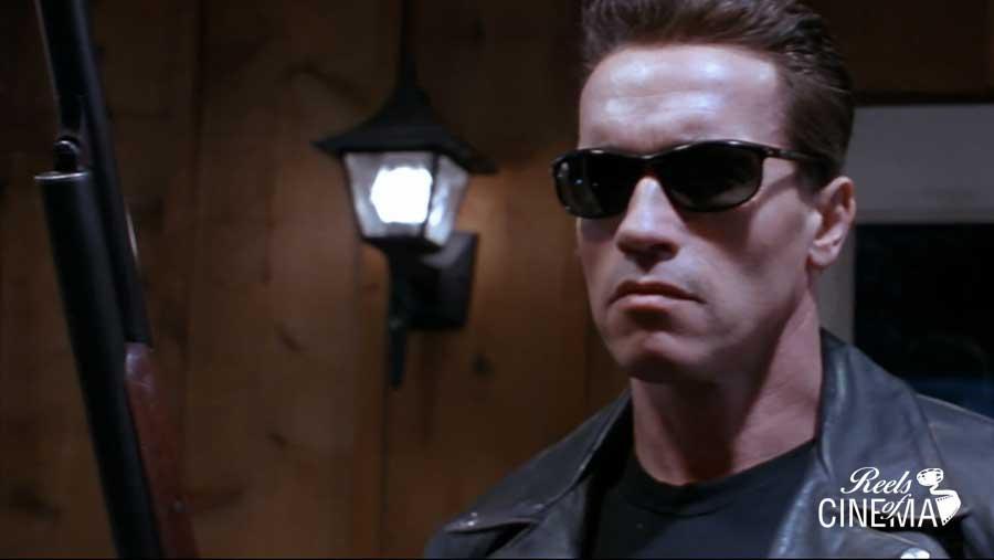 Arnold Schwarzenegger en Terminator 2: El juicio final