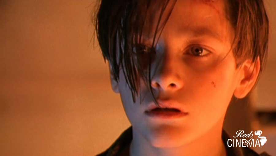 Edward Furlong en Terminator 2: El juicio final