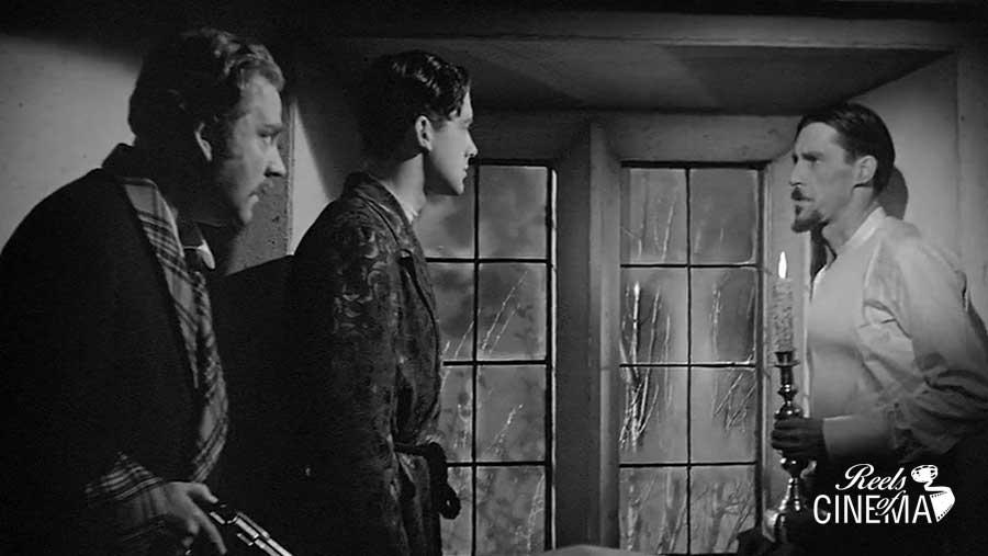 El perro de los Baskerville (1939). Imagen de la película.