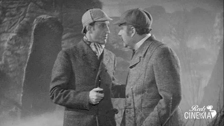 El perro de los Baskerville. Sherlock y Watson en el páramo de Dartmoor