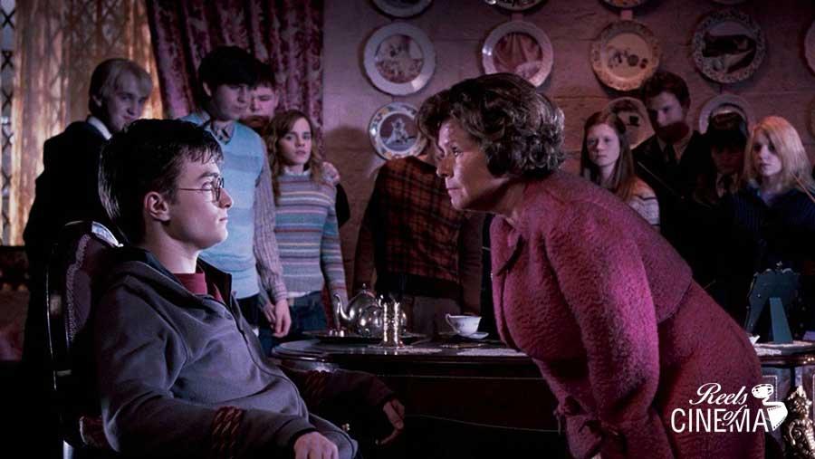 Imagen de Imelda Stauton en la película